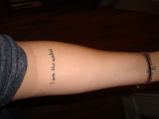 Tattoo sprüche freiheit
