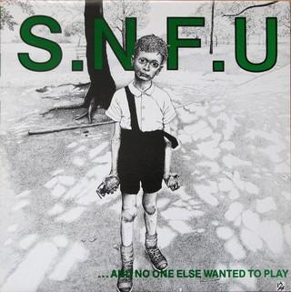 portada disco snfu