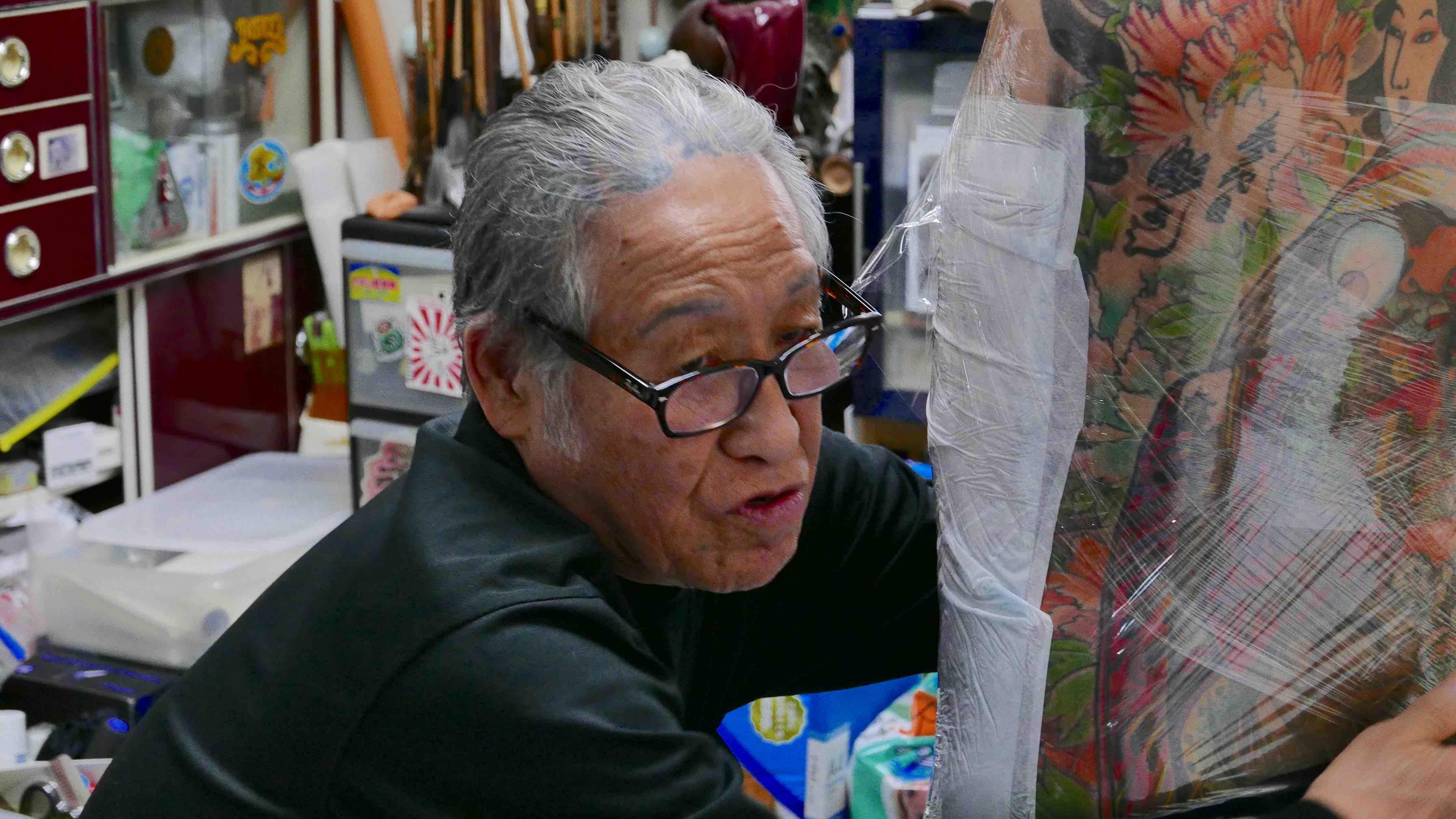 El Tatuador De La Yakuza Explica Por Qué Los Tatuajes Nunca Deberían