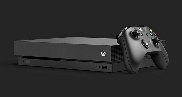 Xbox One X Is Ready for 4K, but Hardly Anything Else Is - VICE
