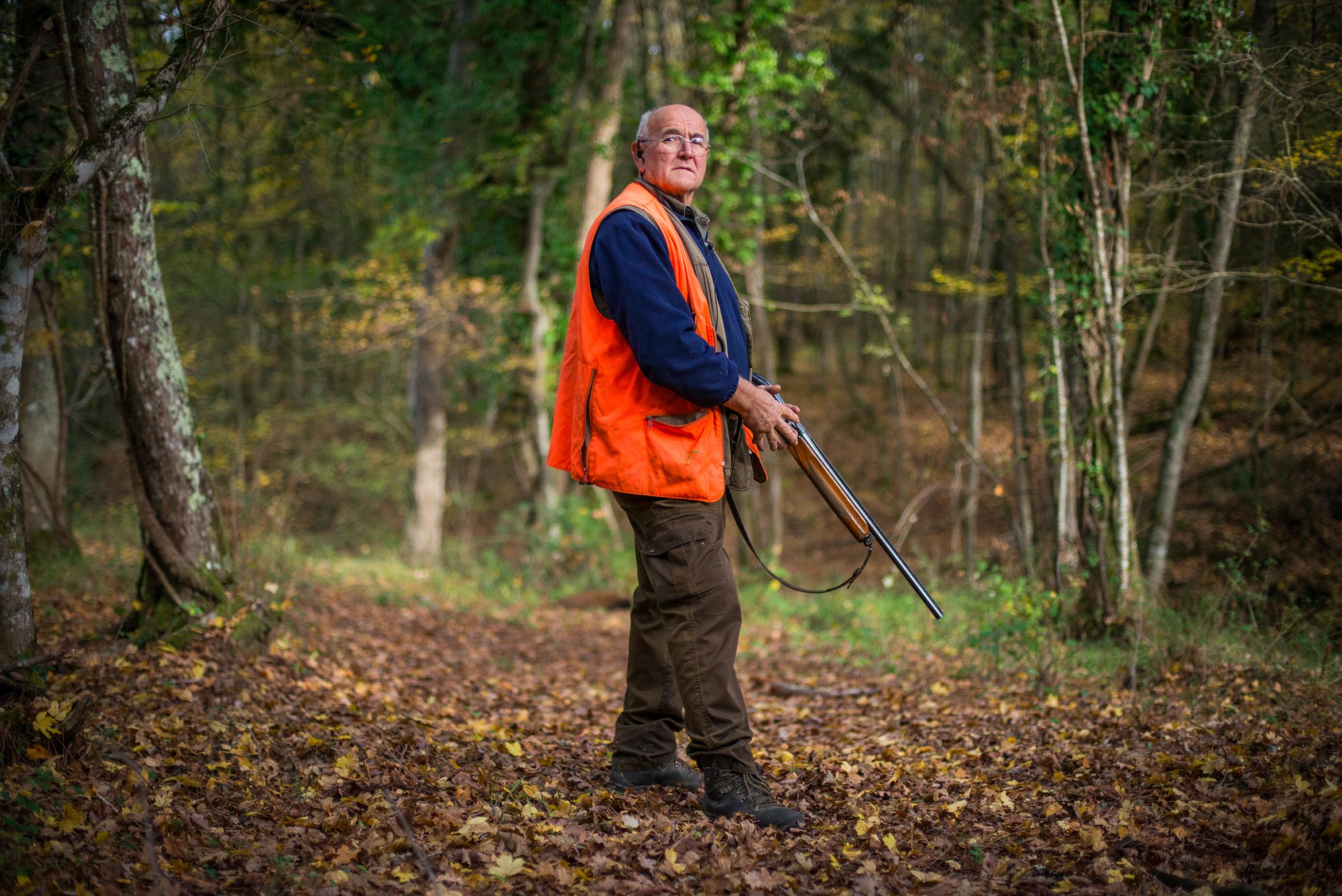 Sono andata a caccia di cinghiali per vedere cosa cè dietro al mio