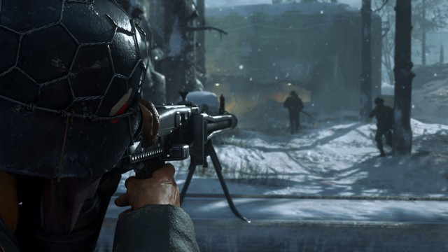 Watching History Fade Away in 'Call of Duty: WWII' - VICE