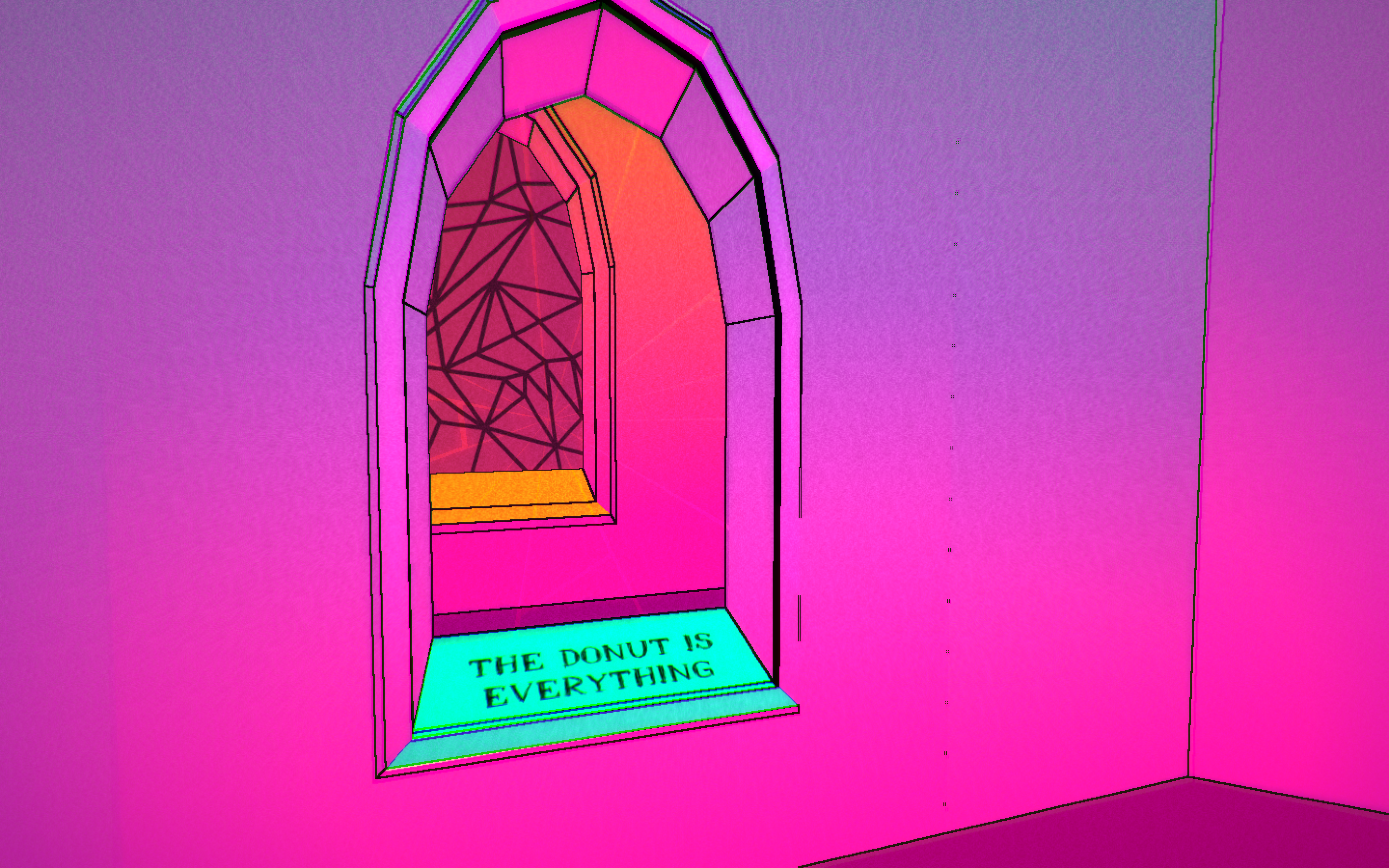 This Psychedelic Game Might Hurt Your Eyes, But it's Worth it - VICE