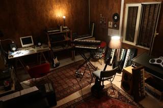 west hill studio camaldoli napoli mystic jungle