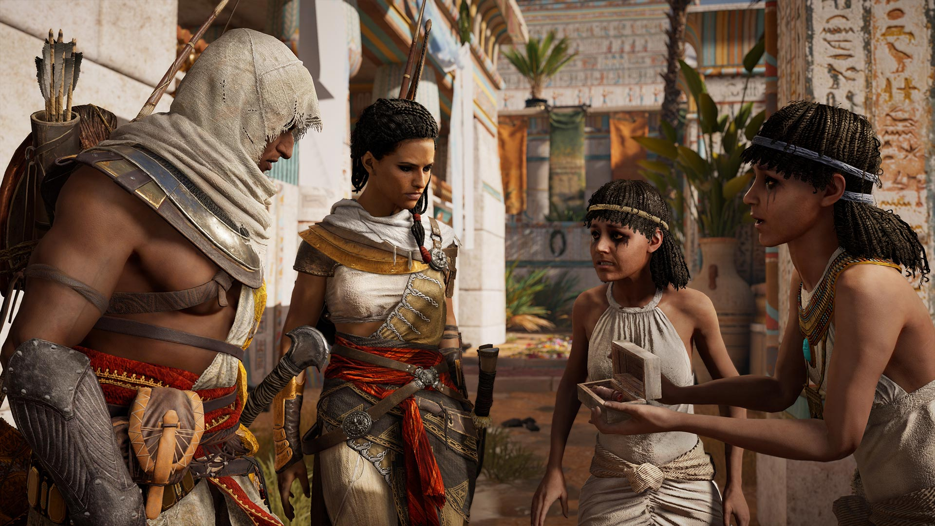 What Games Get So Wrong About Egypt, 'Assassin's Creed Origins' Gets
