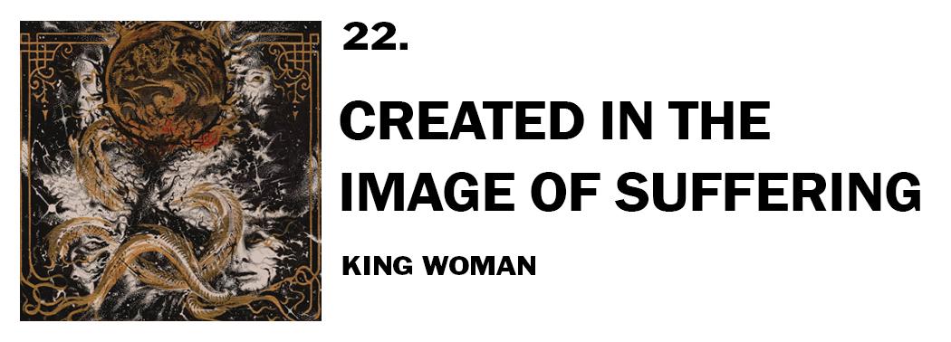 Os 100 melhores discos internacionais de 2017 noisey a nativa da bay area tem feito shows feito louca com seu projeto solo miserable e sua banda de doom king woman alm disso fandeluxe Choice Image