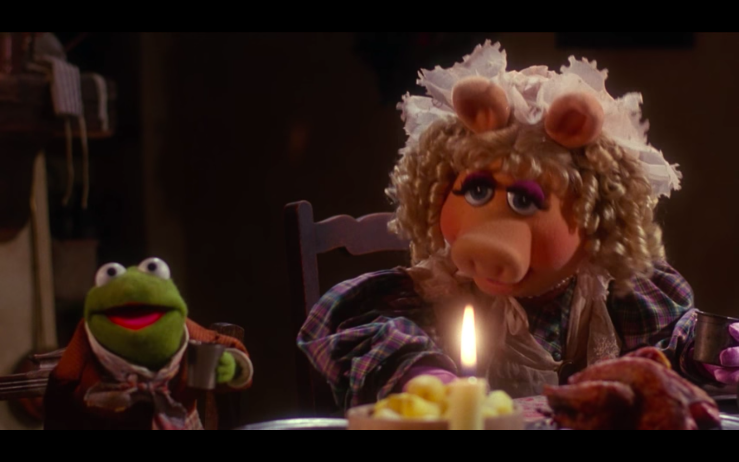 Why 'The Muppet Christmas Carol' Is One of the Best Food