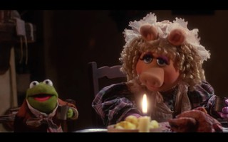 when the ghost of christmas yet to come arrives to show scrooge the future we learn the answer is no were taken back to this kitchen in the wake of tiny - Muppets Christmas Carol Youtube