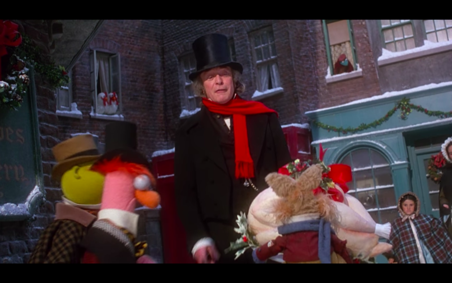 Why The Muppet Christmas Carol Is One Of The Best Food Movies Of All Time