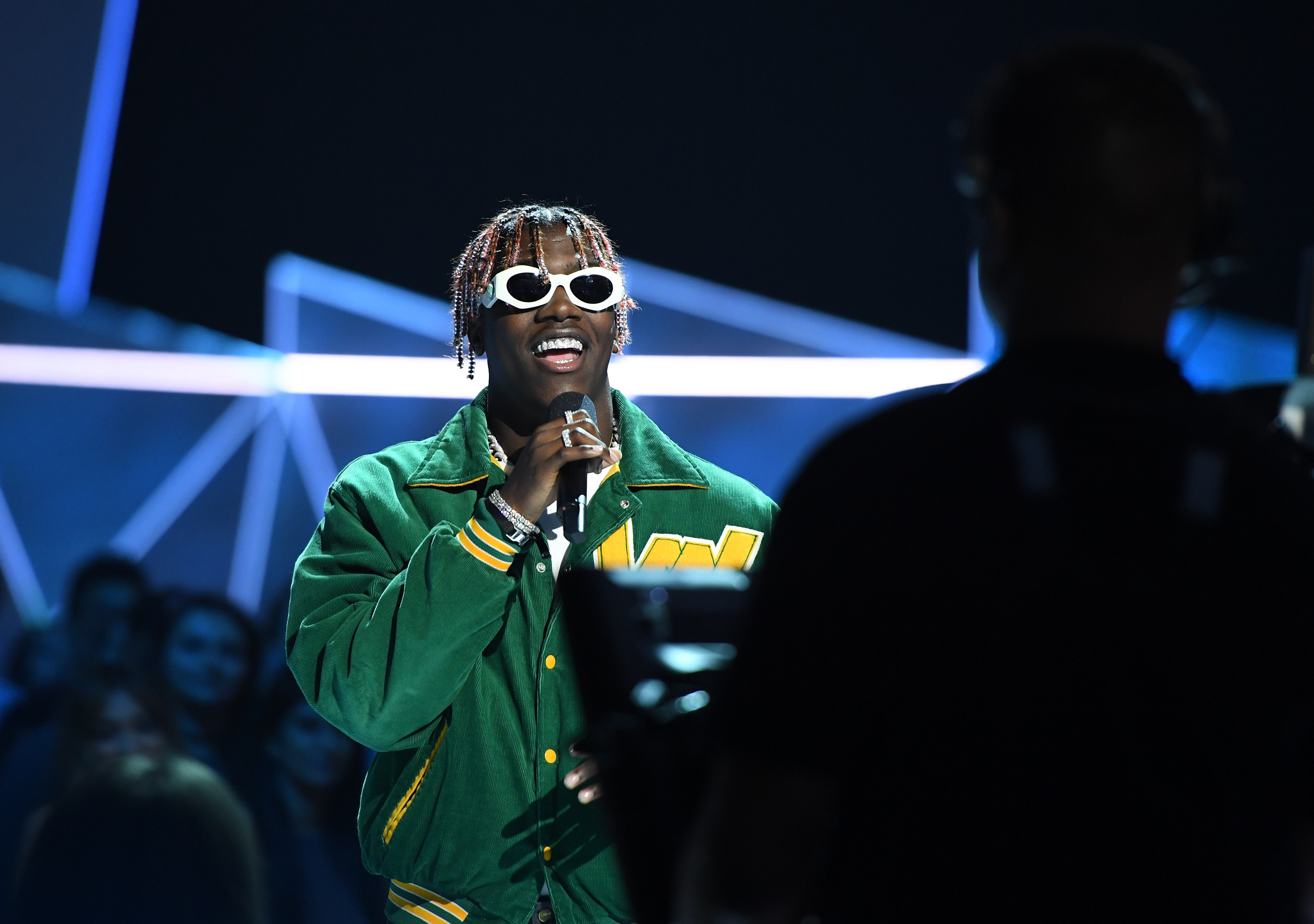 f53f432a63766 Lil Yachty at the 2017 MTV Awards. Photography Kevin Winter Getty Images.