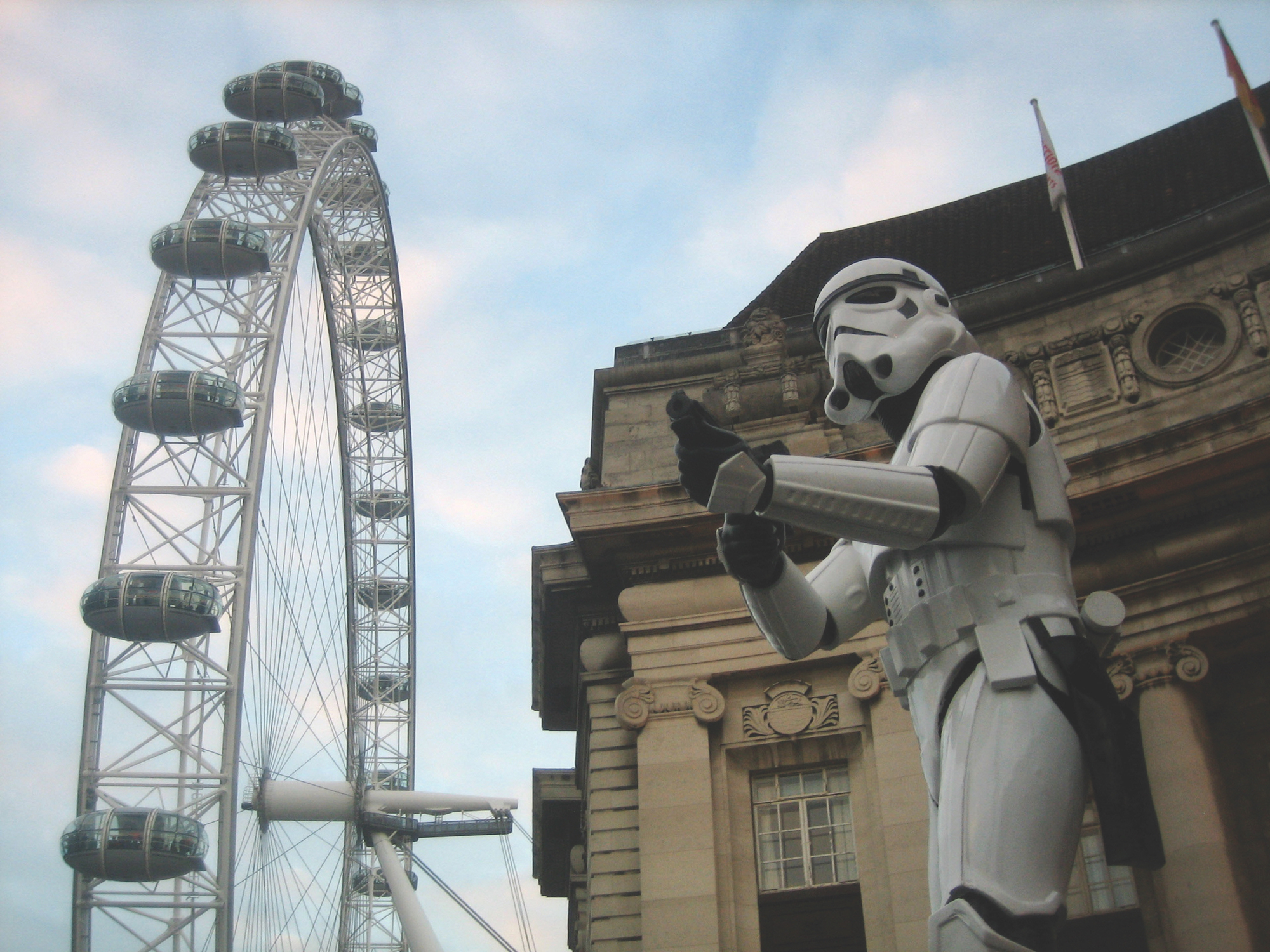 Everything You Ever Wanted To Know About Stormtroopers VICE - Artist uses banned books to create monumental sculpture against political oppression