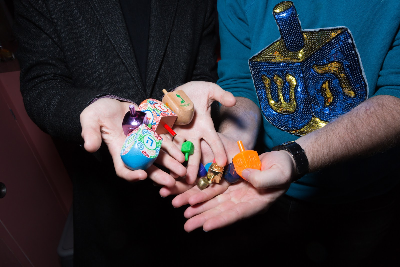 I Invented Three New Ways To Get Drunk With A Dreidel Vice