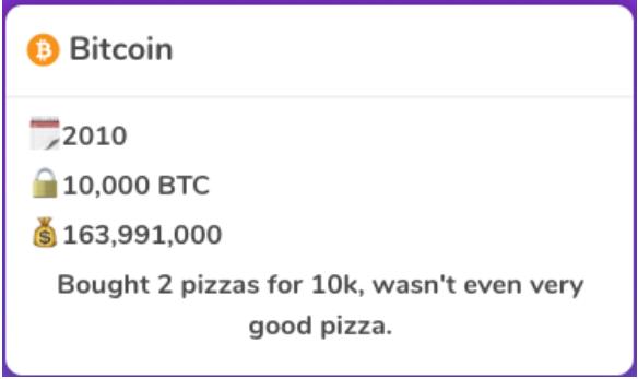 storie di investimento in bitcoin