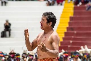 takanakuy pelea alcohol los andres cusco santo tomás perú