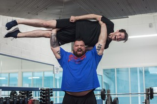 Eddie Hall Talked Us Through Life as the World's Strongest