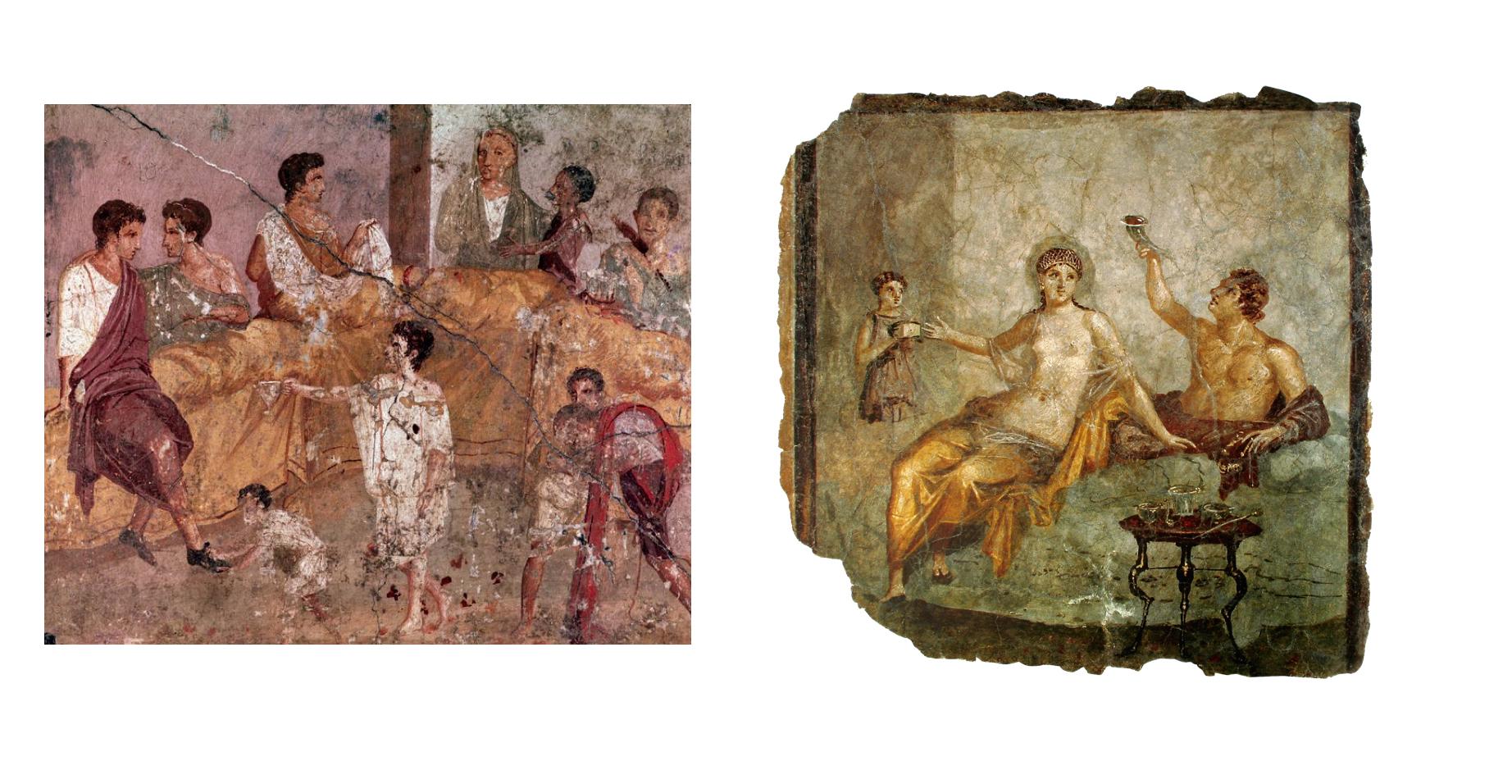 scènes orgie romaine femmes lesbiennes matures ayant des rapports sexuels