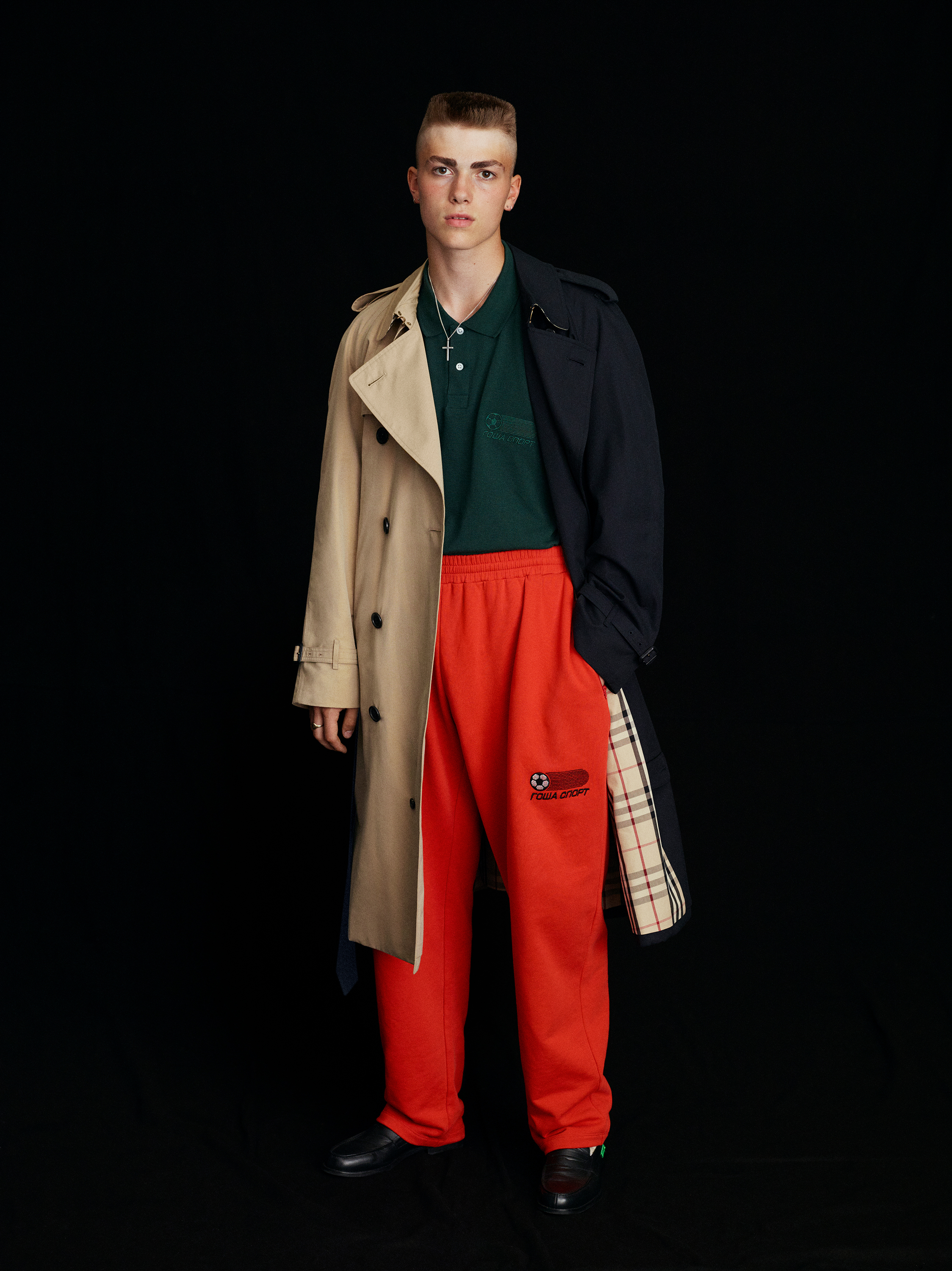 ff8477bf1 gosha rubchinskiy's burberry capsule collection is finally here - i-D