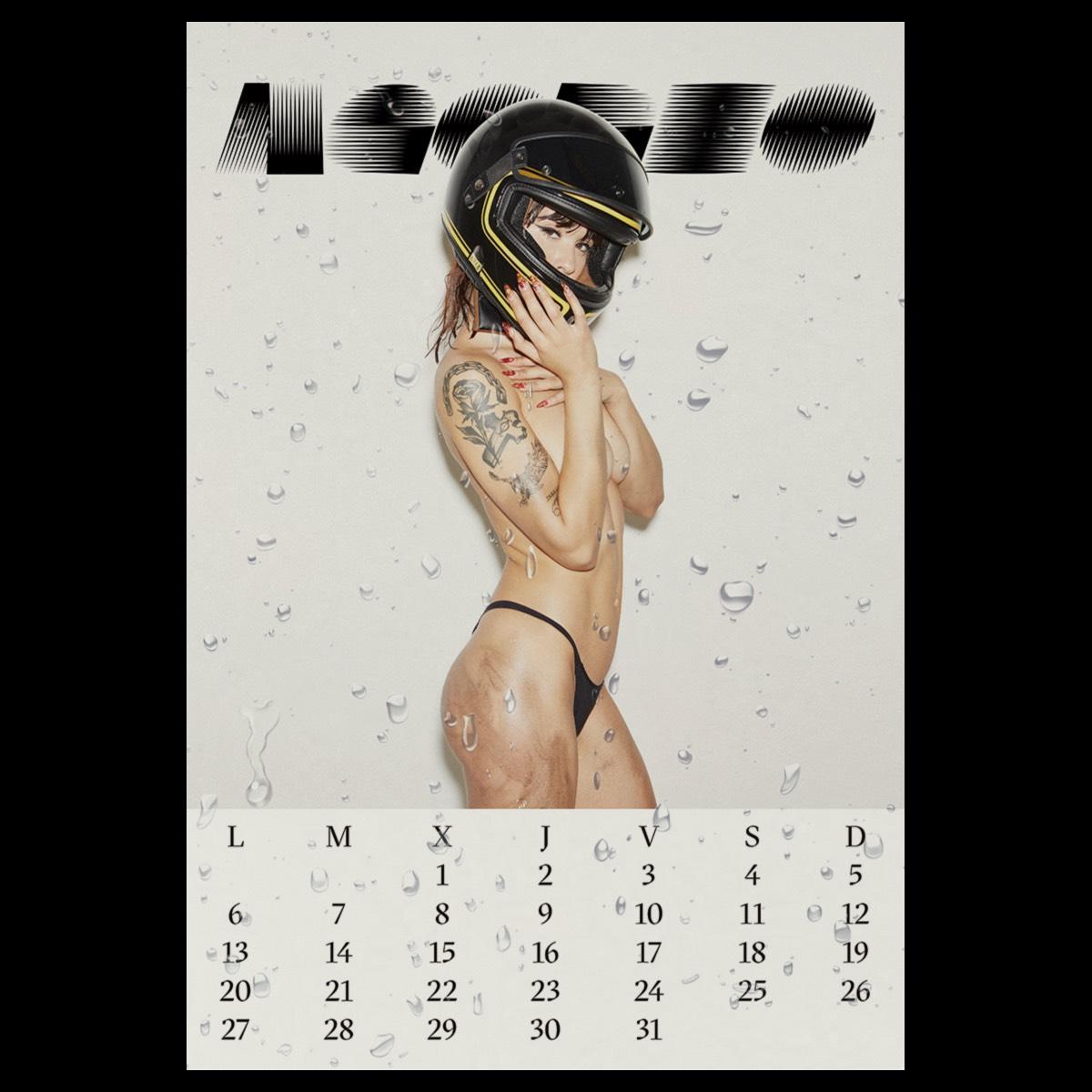 La Zowi Lanza Su Propio Calendario Y Es Tan Fantástico Como