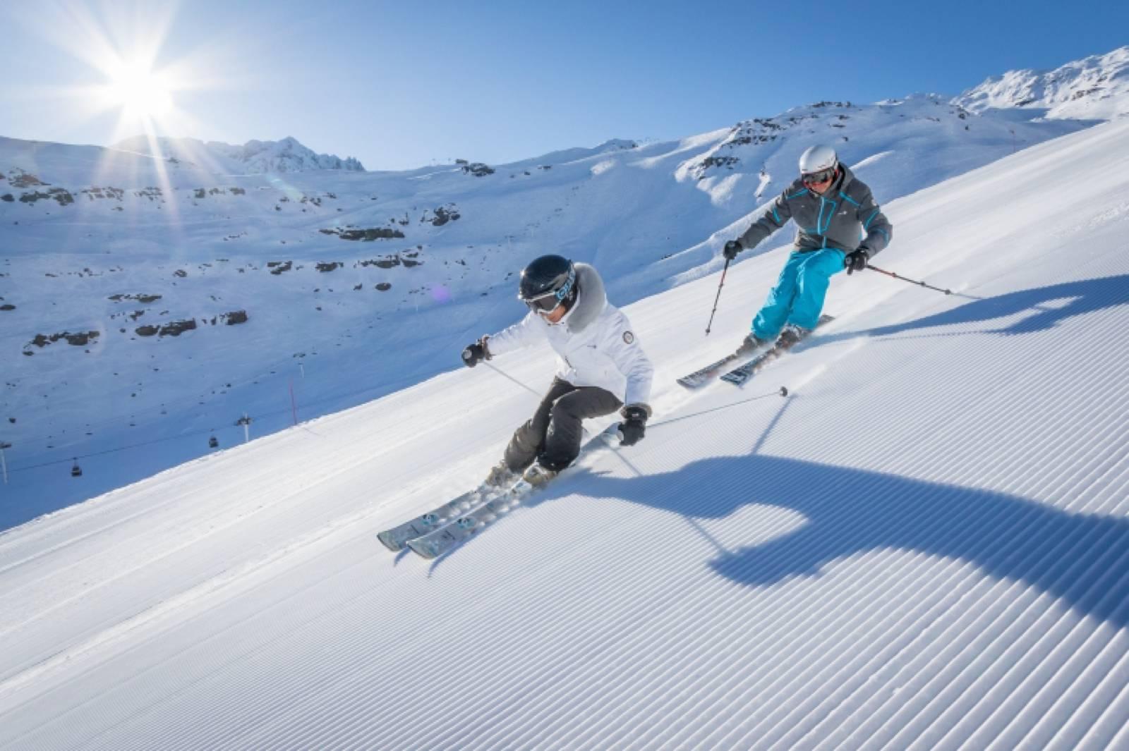 Ταχύτητα λιφτ του σκι
