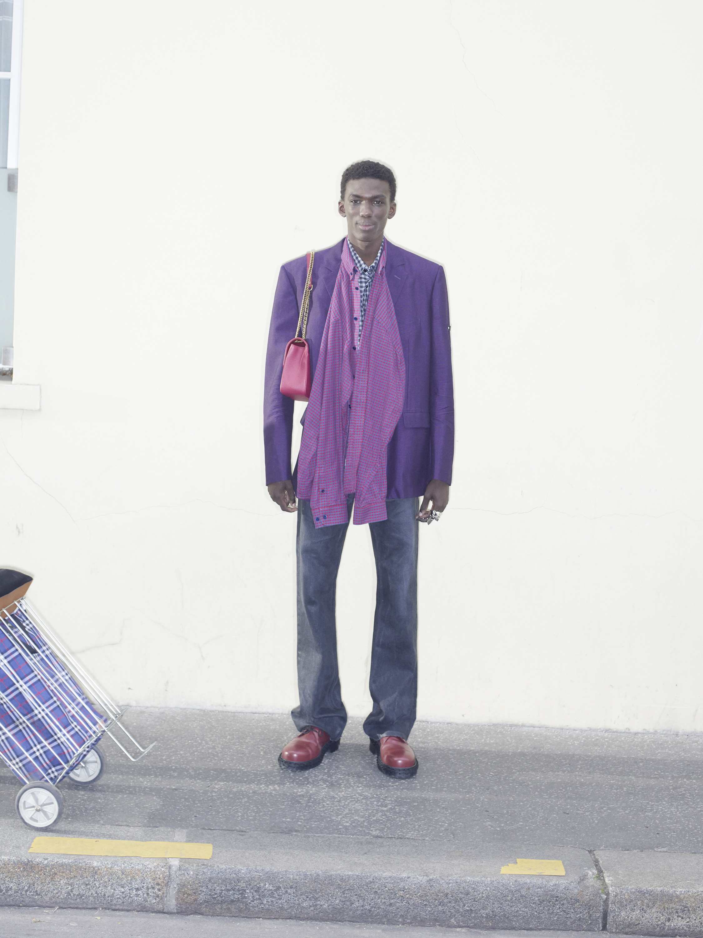Get An Exclusive First Look At Balenciaga S New Menswear Collection