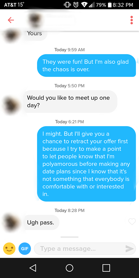 Plural wife dating profile