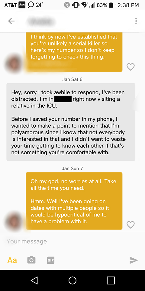 Poly dating australia online