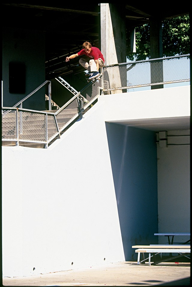 The 'Leap of Faith' Was Skateboarding's Definitive Avant