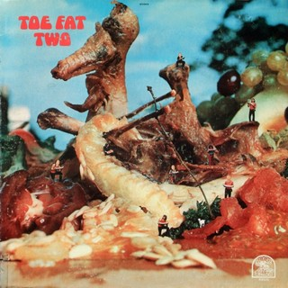 toe fat two cover art hipgnosis