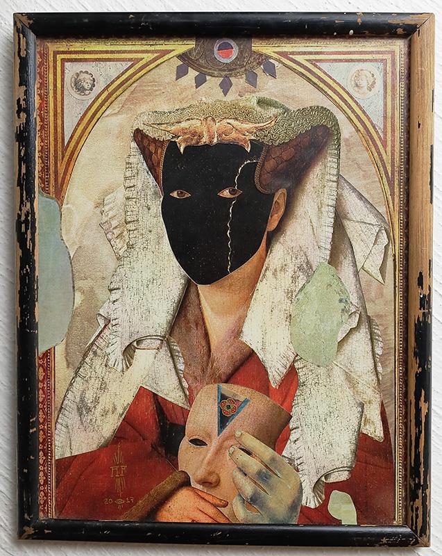 El tijeretista mexicano que quiere cambiar la idea del collage ...