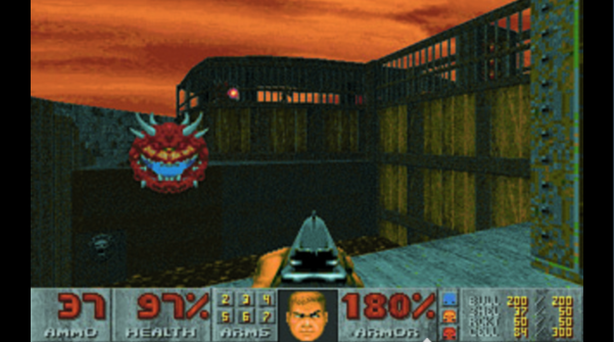 The Doom Mod That Best Describes Our Uncanny Reality - VICE