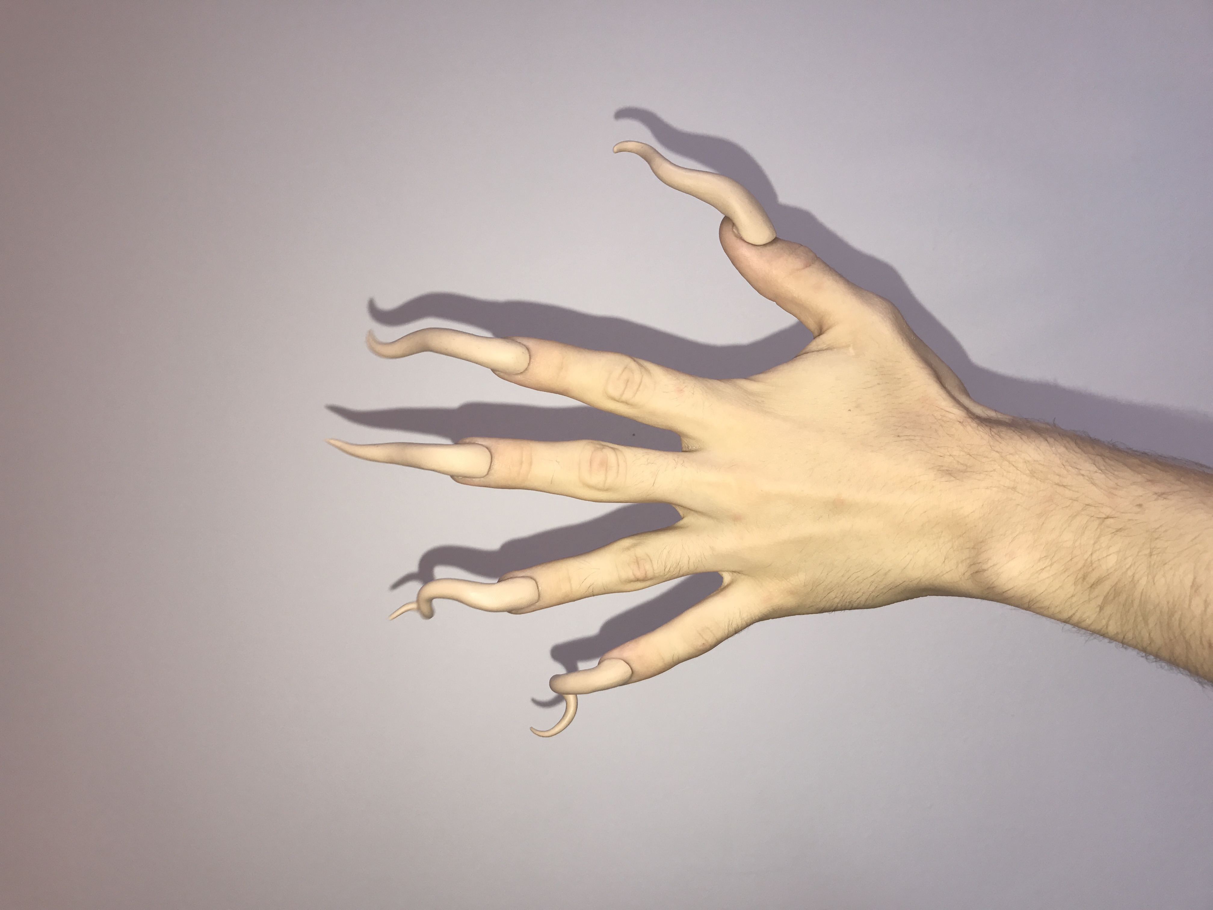 nails by juan\' makes manicures from fever dreams - i-D