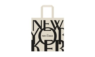 The Mythical New Yorker Tote