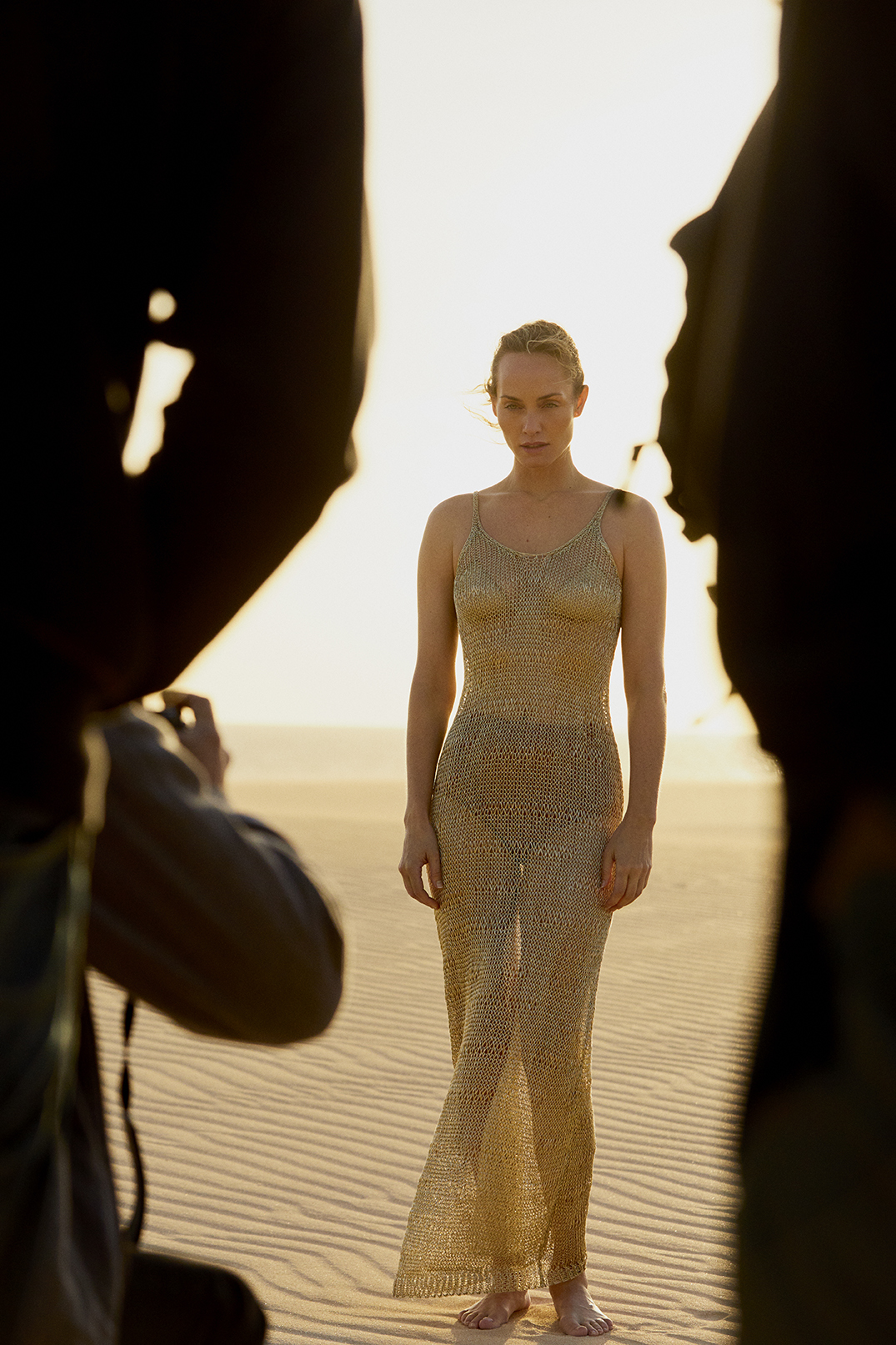amber valletta wants to grow old gracefully - i-D