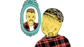 punk over 30 capelli tatuaggi
