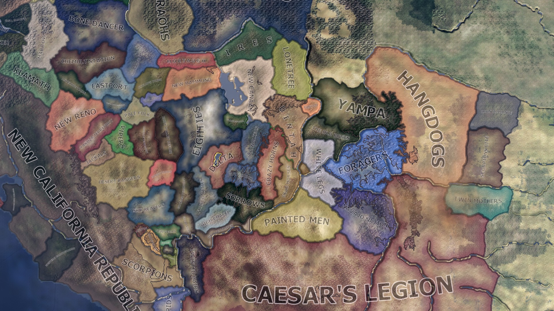 Ambitious 'Hearts of Iron IV' Mod Transforms WWII into the