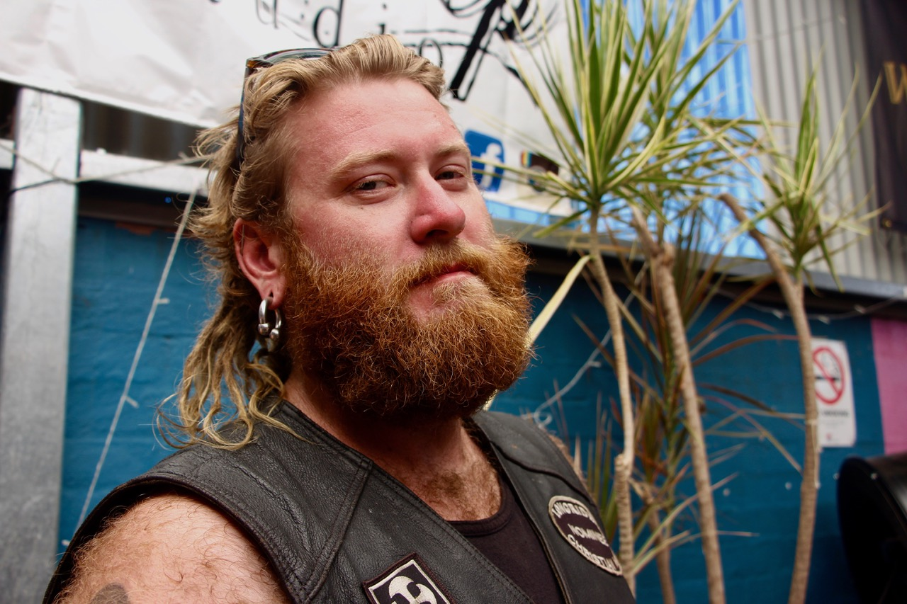 Glorious Photos From Australias Mullet Festival Vice