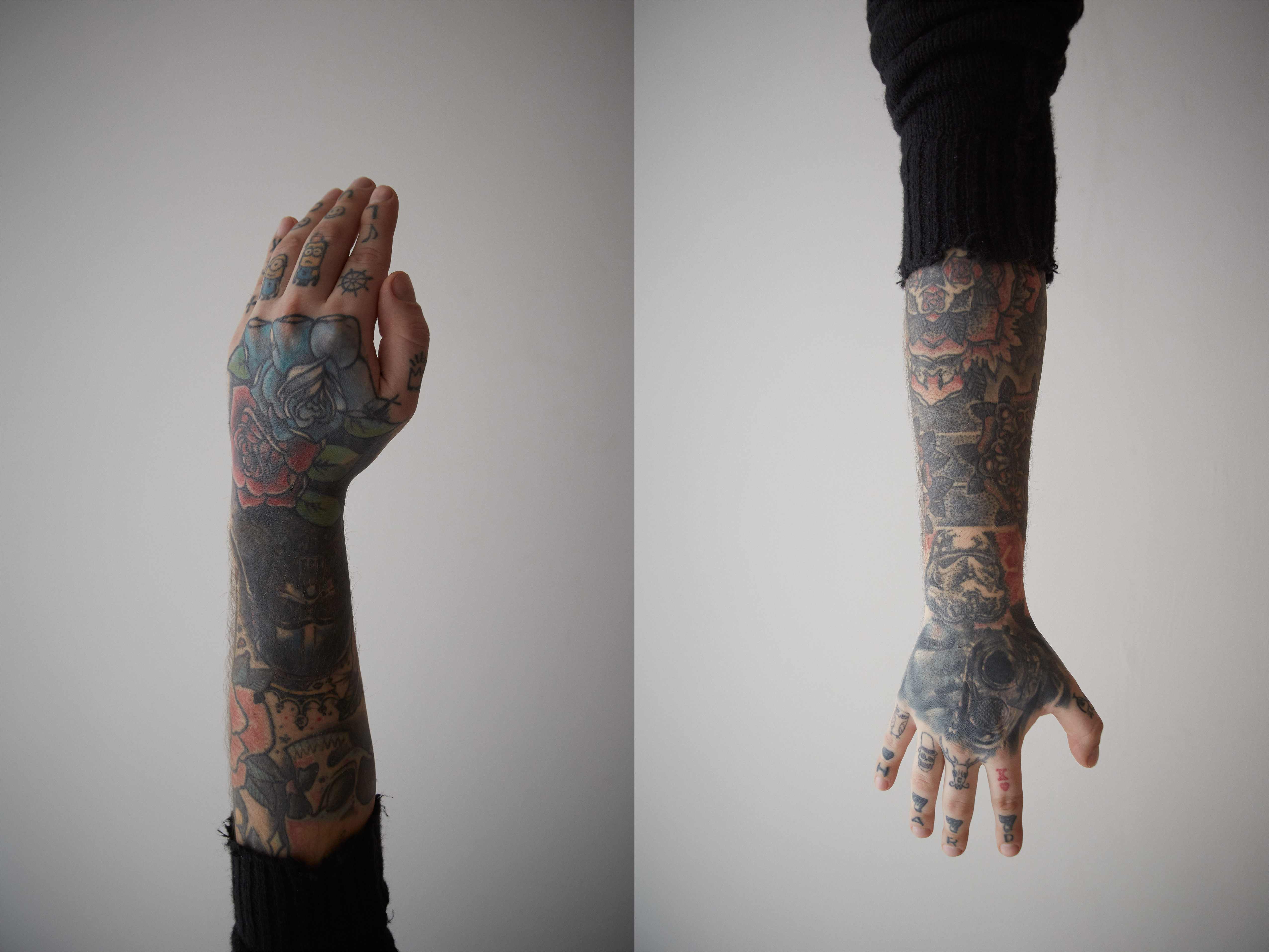 Bonson Zdradza Nam Historie Swoich Tatuaży Vice