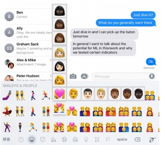 Tinder Is Fighting to Get Interracial Couple Emojis in Your