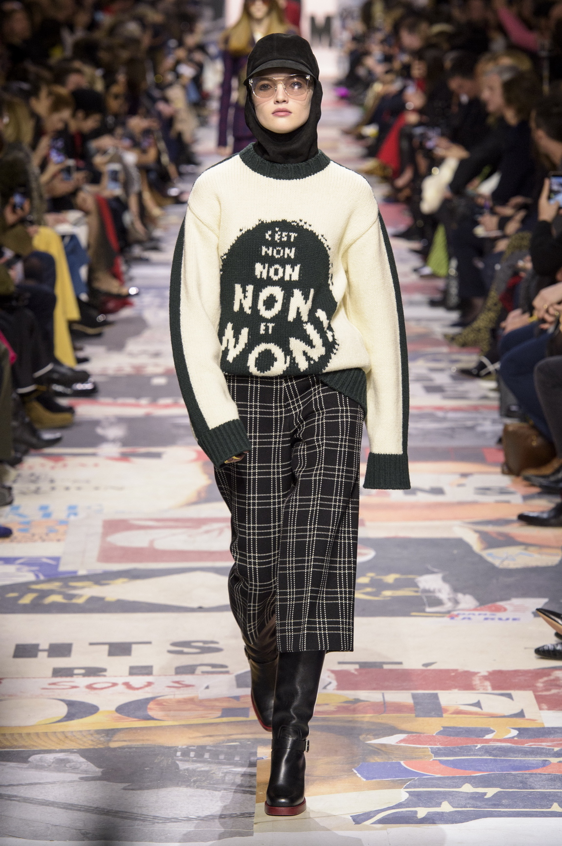 What is the point of fashion 12