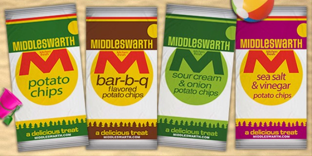 Middleswarth Potato Chips Are The Best Chips and I Will Die on This