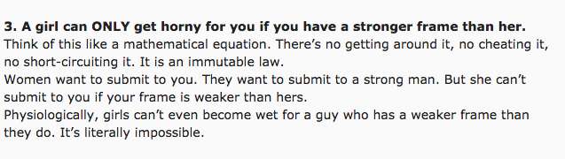 The Red Pill's 'How to Get Laid Like a Warlord' Advice, Analyzed - VICE