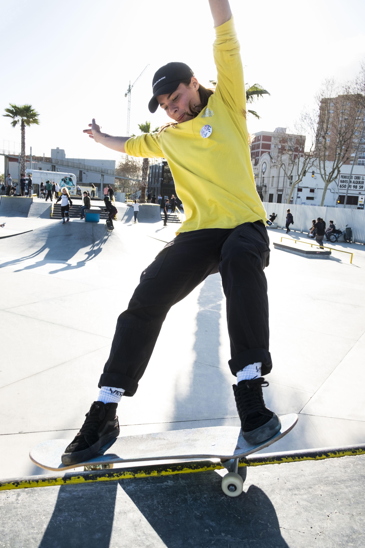 81928cf7a674b Se podría considerar como el colectivo de skate femenino de referencia en  la ciudad de Barcelona
