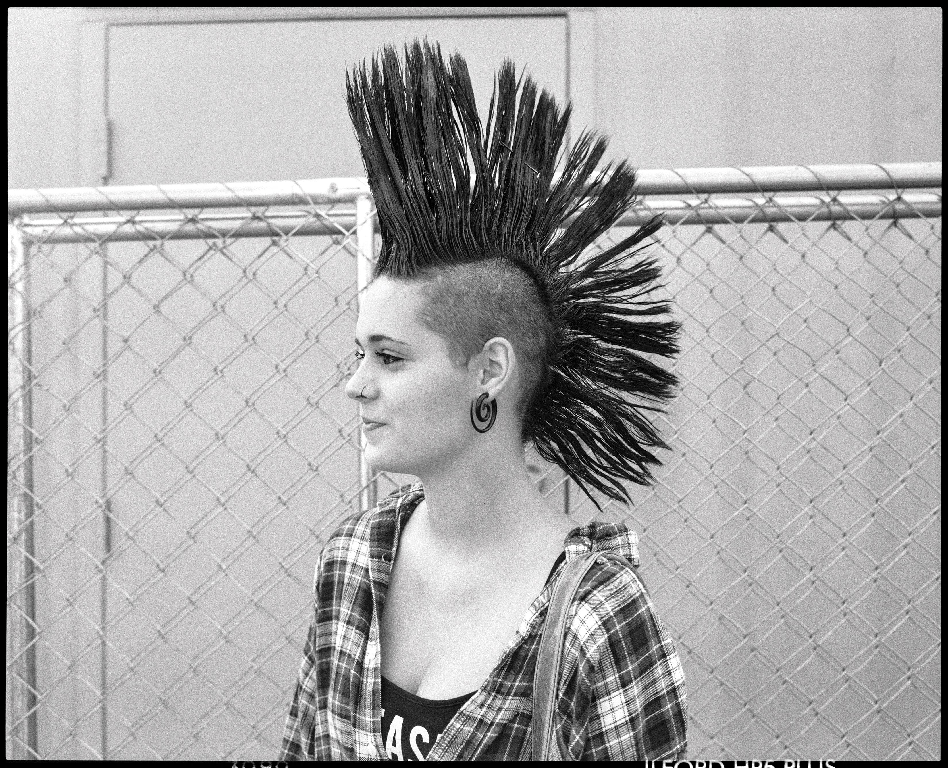 Die Verrucktesten Punk Frisuren Der Letzten 20 Jahre I D
