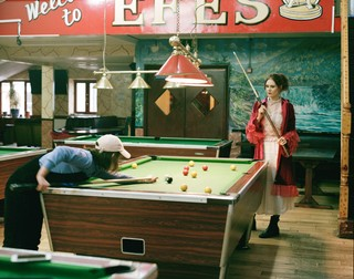 I Took Kate Nash to an East End Pool Club on a First Date - VICE