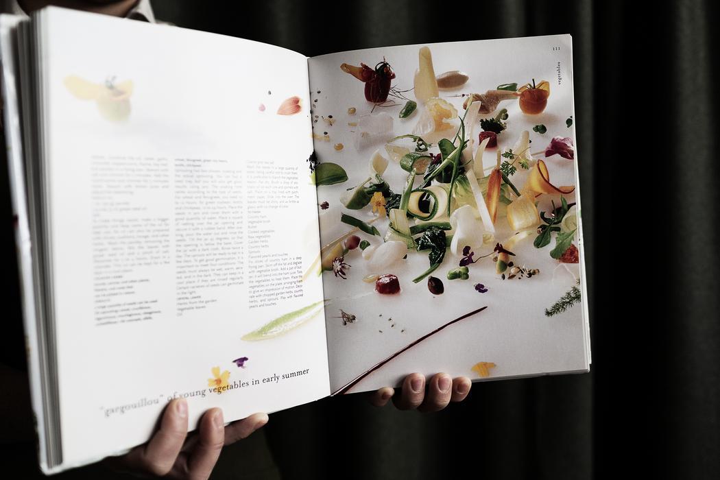 Michel Bras Book