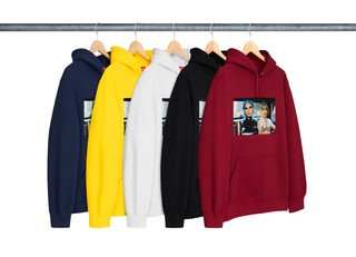 Nan Goldin hoodies for Supreme