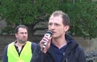 Mario Rönsch Festnahme Migrantenschreck Montagsmahnwache Erfurt