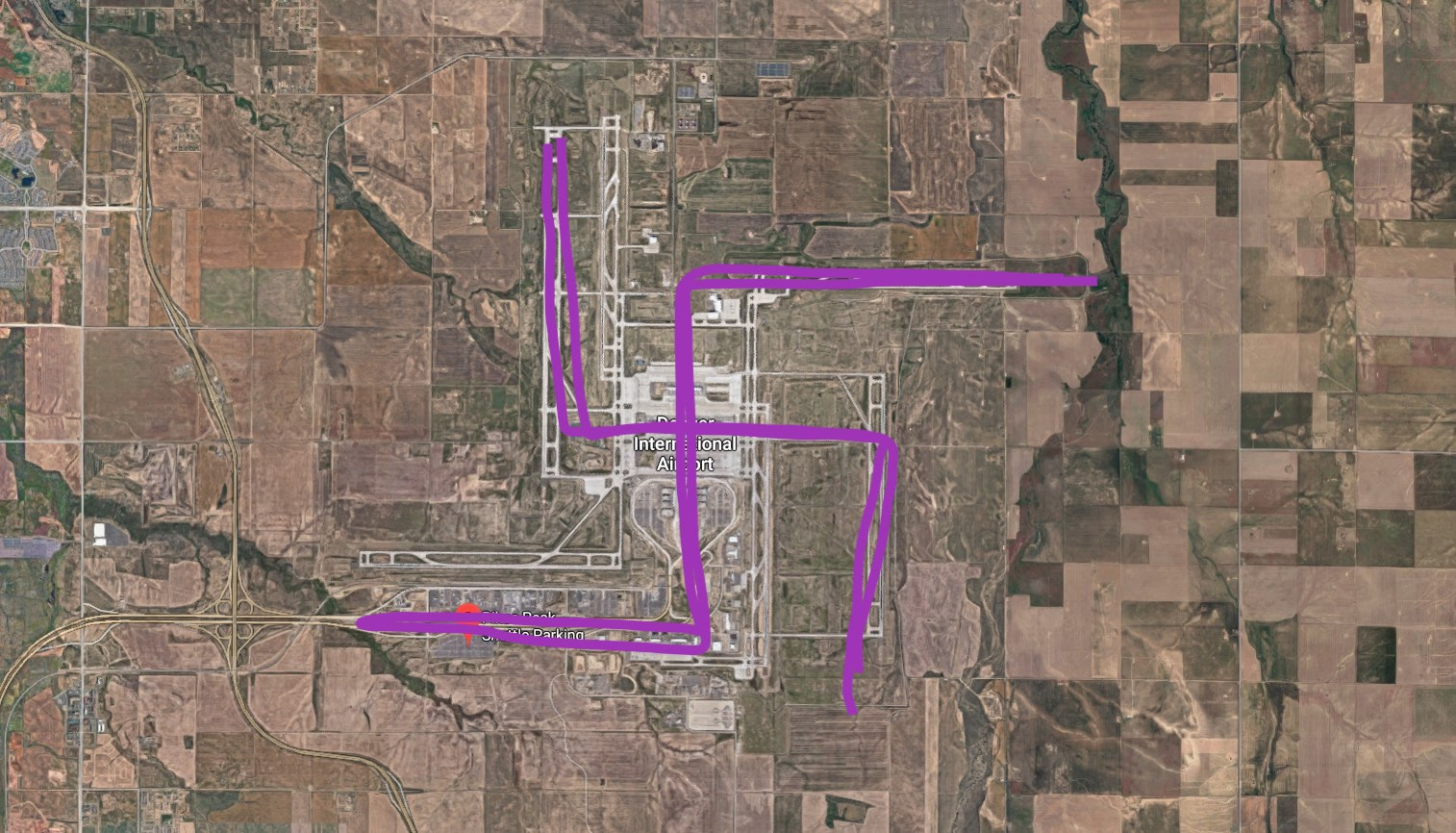 Denver Airport Runway Map We Analysed Evidence That the Denver Airport Is the Illuminati