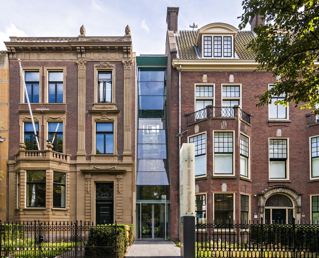 Belastingdienst Kantoor Rotterdam : Belastingkantoor doetinchem geopend architectenweb