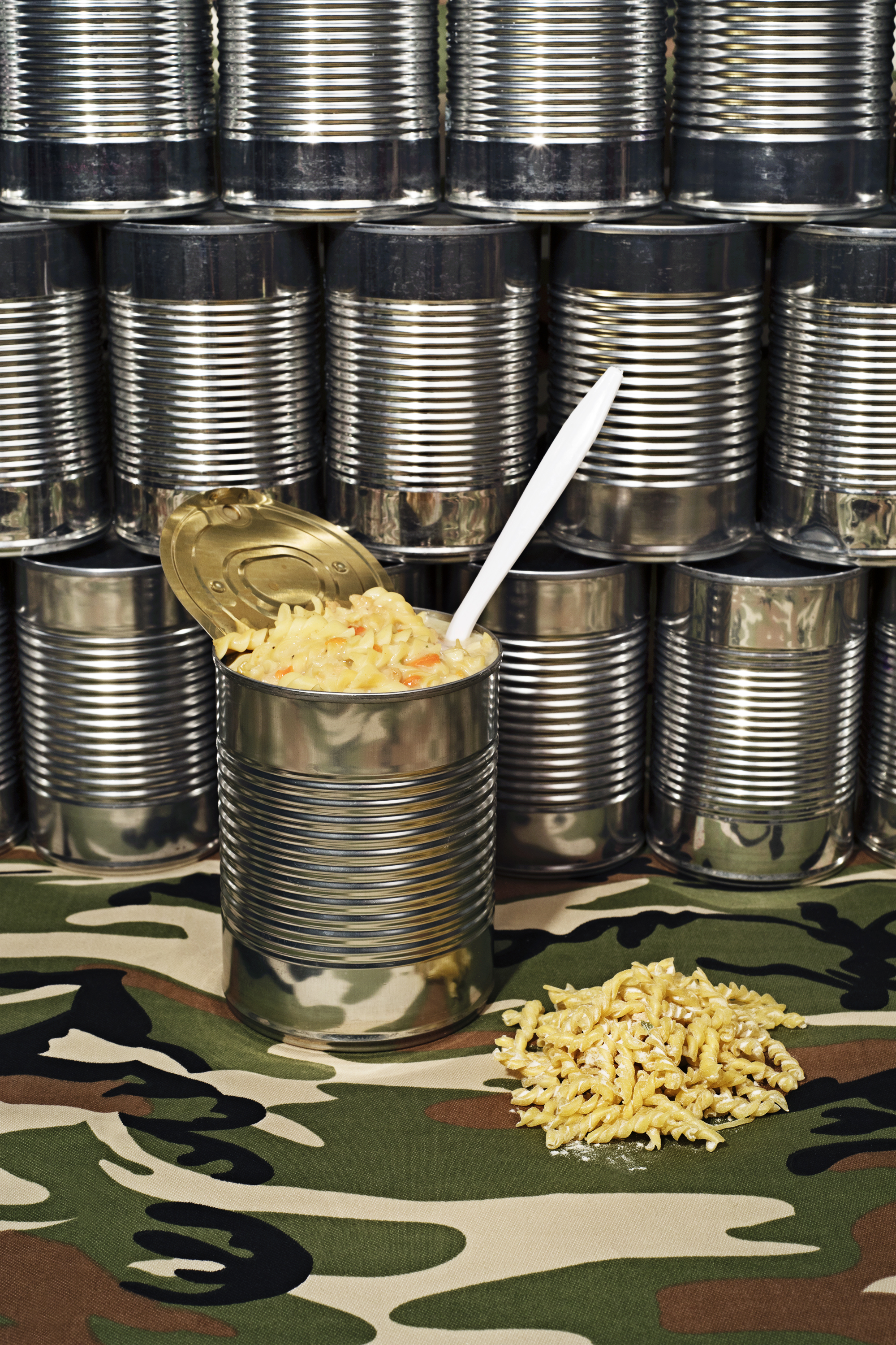 I Lived Exclusively Off Doomsday Prepper Food For A Week